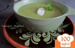 Фото рецепта: «Овощной суп с крупой кус кус»