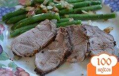Фото рецепта: «Свиное филе с розмарином»