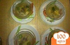 Фото рецепта: «Заливное из грибов»