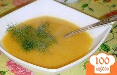 Фото рецепта: «Овощной суп-пюре для похудения»