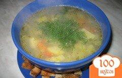 Фото рецепта: «Суп крестьянский на скорую руку»