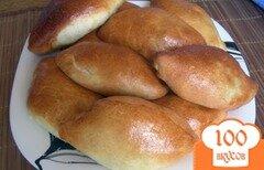 Фото рецепта: «Пирожки с грибами»