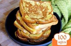 Фото рецепта: «Французские гренки с кардамоном»