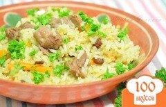 Фото рецепта: «Плов из баранины по-узбекски»