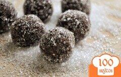 Фото рецепта: «Ромовые шарики»