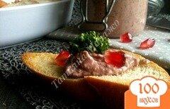 Фото рецепта: «Паштет из красной фасоли с грецкими орехами»