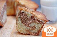 Фото рецепта: «Мраморный торт»