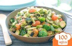 Фото рецепта: «Соте из брюссельской капусты»