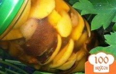 Фото рецепта: «Маринованные белые грибы.»