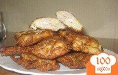 Фото рецепта: «Картофельно-мясные котлеты»