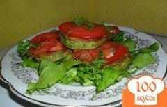 Фото рецепта: «Кабачки по-королевски»