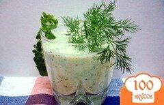 Фото рецепта: «Освежающий огуречный напиток»
