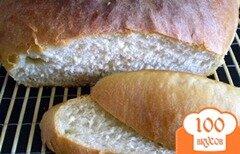 Фото рецепта: «Молочный хлеб»