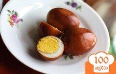 Фото рецепта: «Яйца по-корейски»