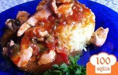 Фото рецепта: «Курица с тайским мотивом»