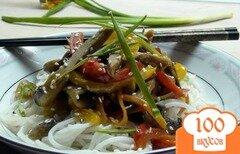 Фото рецепта: «Утка с овощами, в азиатском стиле.»