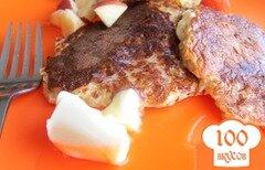 Фото рецепта: «Овсяные оладьи»
