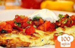 Фото рецепта: «Мексиканский омлет»