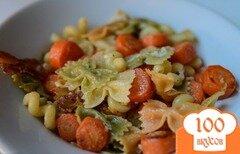 Фото рецепта: «Паста с морковью»