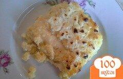 Фото рецепта: «Полента с сыром»