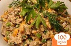 Фото рецепта: «Салат по-грузински»