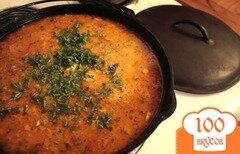 Фото рецепта: «Суп из кролика»