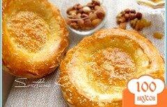 Фото рецепта: «Сдобные узбекские лепешки без дрожжей»