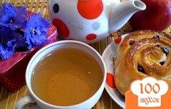 Фото рецепта: «Чай черный с корицей и ванилью»