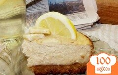 Фото рецепта: «Творожна-банановая запеканка»