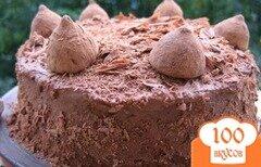 Фото рецепта: «Торт Трюфель»