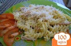 Фото рецепта: «Паста Карбонара»