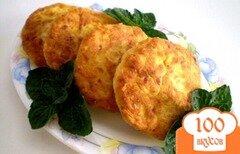 Фото рецепта: «Куриные котлеты с морковью»