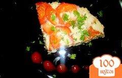 Фото рецепта: «Запеканка рисовая с фаршем, рисом и кабачками»
