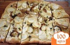Фото рецепта: «Картофельная пицца»