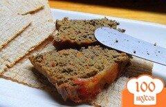 Фото рецепта: «Печеночное суфле или запечённый паштет. Один из самых простых и вкусных рецептов.»