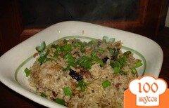 Фото рецепта: «Рис с сухофруктами»
