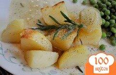 Фото рецепта: «Тушеный картофель»