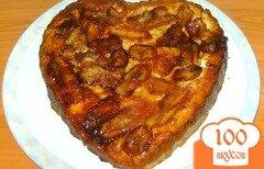 Фото рецепта: «Бананово-карамельный пай»
