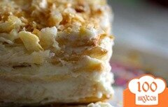 Фото рецепта: «Торт Наполеон»