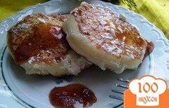Фото рецепта: «Томленые сырники»
