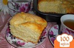 Фото рецепта: «Пирог сахарный»