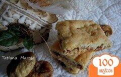 Фото рецепта: «Рассыпчатое печенье с сухофруктами»