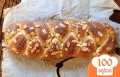 Фото рецепта: «Пулла: Финский хлеб с кардамоном»