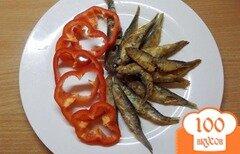 Фото рецепта: «Жаренная черноморская сельдь»