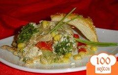 Фото рецепта: «Мясо с овощами в горшочках»