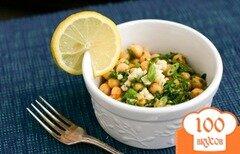 Фото рецепта: «Армянский салат с нутом»
