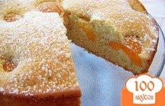 Фото рецепта: «Абрикосовый торт»