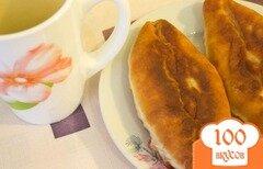 Фото рецепта: «Жареные пирожки с мясом»