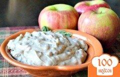 Фото рецепта: «Соус с ирисом и яблоками»