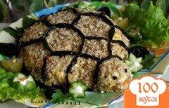 """Фото рецепта: «Салат """"Черепаха""""»"""